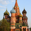 Stock Photo: Vasiliy Blazhenniy church in Moscow