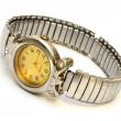 Old hand watch — Stock Photo