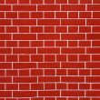 Red brick wall — Stock Photo #1119492