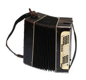 Old accordion — Stock Photo