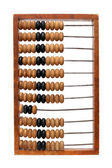 Old abacus — Stock Photo