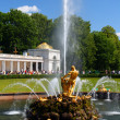 Stock Photo: Samson fountain in petergof