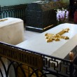 Tombs of Russian tsars - Stock Photo