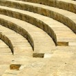 Fragment of ancient theater — Stock Photo