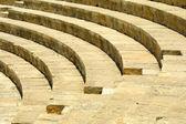 Fragment starożytnego teatru — Zdjęcie stockowe