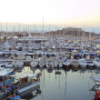 Sea port in the morning. — Stock Photo #1107205