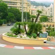 Formula One hairpin - Lizenzfreies Foto