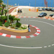 Formula One hairpin — Stockfoto