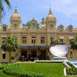 Stock Photo: Casino de Monte-Carlo
