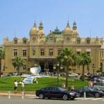 Casino de Monte-Carlo — Stock Photo