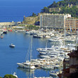 Sea port of Monte-Carlo - Foto de Stock