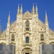 Stock Photo: Milan Cathedral (Duomo)