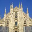 Milan Cathedral (Duomo) — Stock Photo
