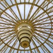 Circle glass dome — Stock Photo #1108506