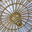 Circle glass dome — Stock Photo #1108526