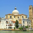 Church of San Geremia in Venice — Stock Photo