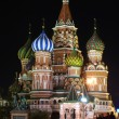 St.Basil's Cathedral in Moscow — Stock Photo #1109033