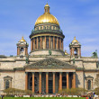 The Isaac Cathedral - Stock Photo
