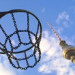 Berlin Television Tower — Stock Photo