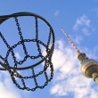 Berlin Television Tower - Stock Photo