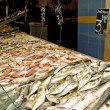 Stock Photo: Fish market in Marseilles