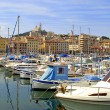Sea port of Marseille — Stock Photo