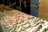 Fish market in Marseilles — Stock Photo