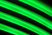 Abstract green diagonal lines — Stock Photo