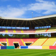 Foto de Stock  : Football stadium