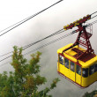 Cable railway — Stockfoto