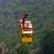Stock Photo: Cable railway