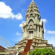 Khmer temple - Stock Photo