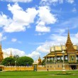 Grand Palace in Pnom Penh — Stock Photo