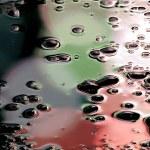 冷冻的水坑 — 图库照片