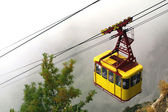Cable railway — Stock Photo