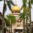 Stock Photo: SultMosque in Singapore