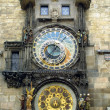 horloge astronomique de prague — Photo