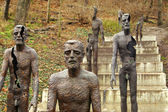 Victims of Communism Monument in Prague — Foto Stock