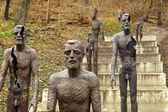 Victims of Communism Monument in Prague — Stock Photo