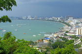 Pattaya city, Thailand — Stock Photo