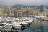 Sea port of Monte-Carlo — Stock Photo