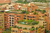 Apartments in Monaco — Stock Photo