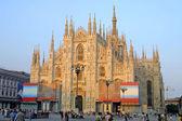 Milan Cathedral (Duomo) — Stock Photo