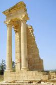 Sanktuary of Apollo Hylates — Stock Photo