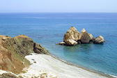 Petra tou Romiou — Stock Photo