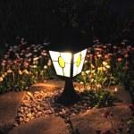 小夜灯 — 图库照片