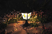 Night light — Stock Photo