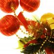 图库照片: Christmas things