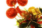 Christmas things — Stock Photo