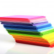 Various color paper — Stock Photo #2521516
